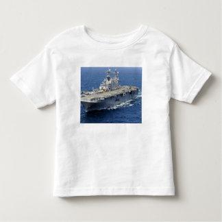 The amphibious assault ship USS Peleliu Toddler T-shirt