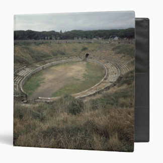 The Amphitheatre 3 Ring Binder