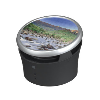 The Amphitheatre And Tugela River In Drakensberg Bluetooth Speaker