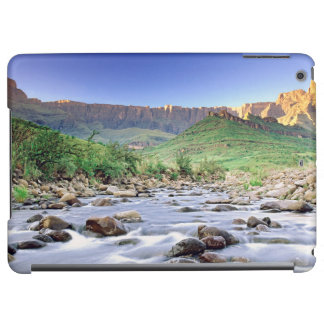 The Amphitheatre And Tugela River In Drakensberg Cover For iPad Air
