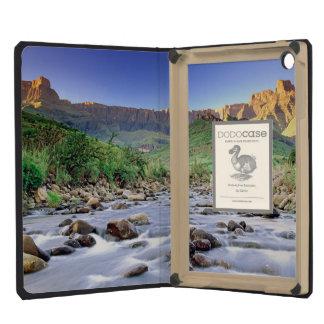 The Amphitheatre And Tugela River In Drakensberg iPad Mini Retina Covers