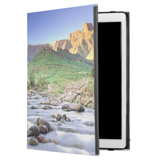 """The Amphitheatre And Tugela River In Drakensberg iPad Pro 12.9"""" Case"""