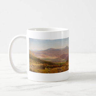 The Amphitheatre of Tusculum and Albano Mountains Coffee Mug