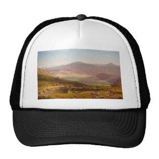 The Amphitheatre of Tusculum and Albano Mountains Trucker Hat