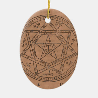 The Amulet of Venus and Mars Ornament