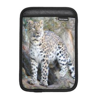 The Amur Leopard iPad Mini Sleeves