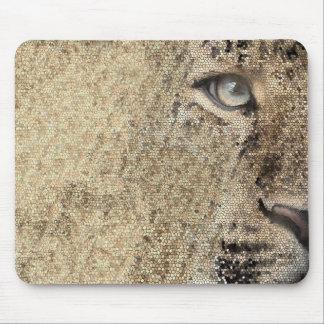 The Amur Leopard Mousepad