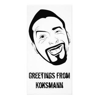 The amused Koksmann Card