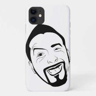 The amused Koksmann... iPhone 11 Case