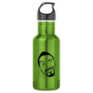 The amused Koksmann<br />Stainless Steel Waterbottle