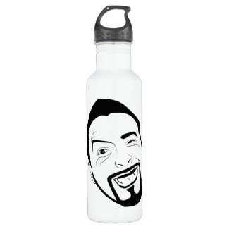 The amused Koksmann Water Bottle