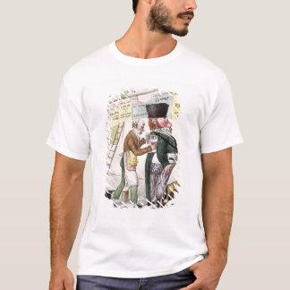 The Amusement of a Bill Sticker, 1820 T-Shirt