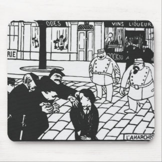 The Anarchist, 1892 Mouse Pad