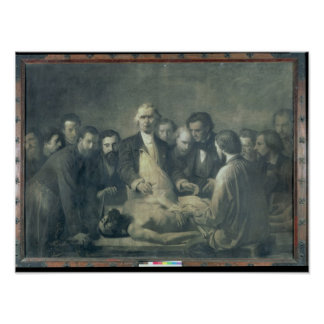 The Anatomy Lesson of Doctor Velpeau Posters