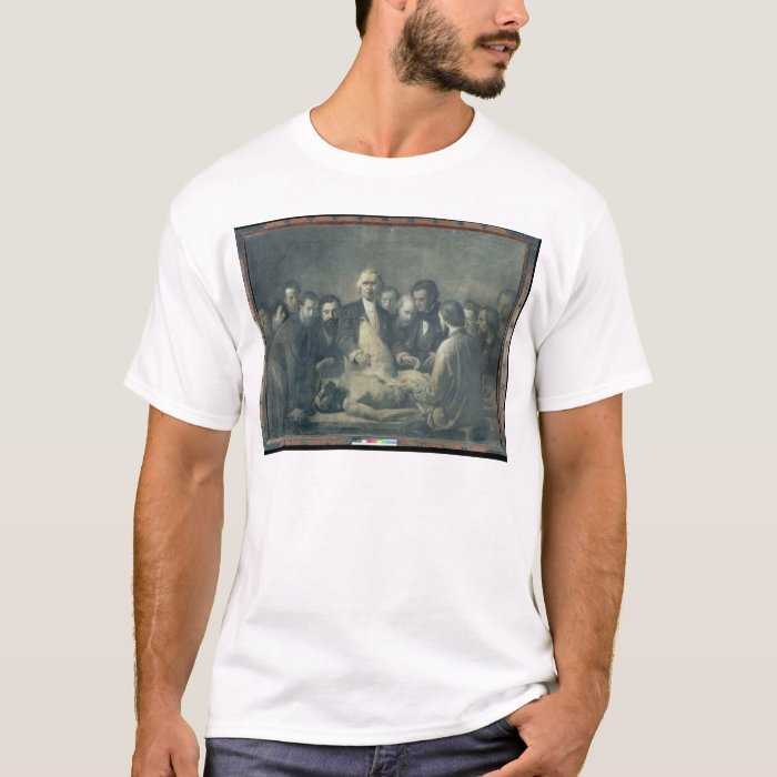 The Anatomy Lesson of Doctor Velpeau T-Shirt