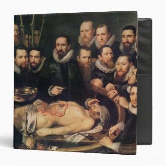 The Anatomy Lesson of Doctor Willem van der Binder