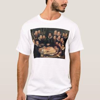 The Anatomy Lesson of Doctor Willem van der T-Shirt