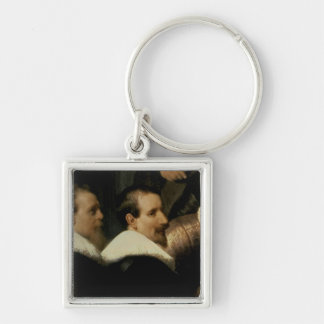 The Anatomy Lesson of Dr. Nicolaes Tulp, 1632 Keychain