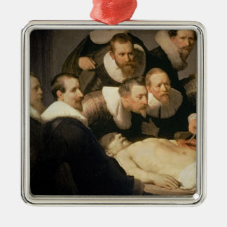 The Anatomy Lesson of Dr. Nicolaes Tulp, 1632 Christmas Tree Ornament