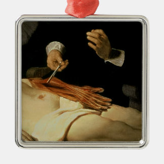The Anatomy Lesson of Dr. Nicolaes Tulp, 1632 Ornament