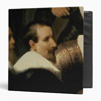 The Anatomy Lesson of Dr. Nicolaes Tulp, 1632 Vinyl Binders