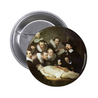 The Anatomy Lesson Of Dr. Nicolaes Tulp. Pin
