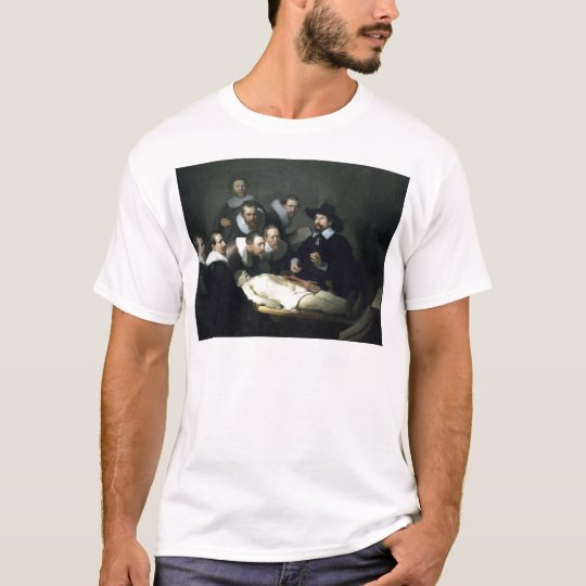 The Anatomy Lesson of Dr. Nicolaes Tulp T-Shirt
