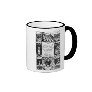 The Anatomy of Melancholy Ringer Coffee Mug