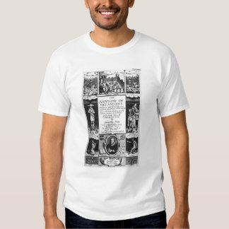 The Anatomy of Melancholy T-shirt