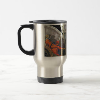 The ancestors of Christ 2 by Michelangelo Travel Mug