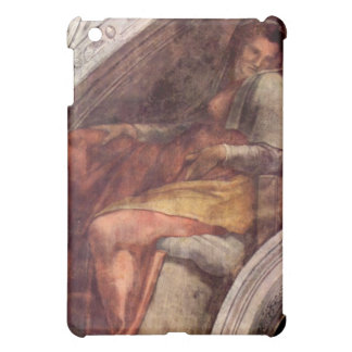 The ancestors of Christ by Michelangelo Case For The iPad Mini