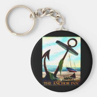 The Anchor Inn Keychain