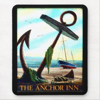 The Anchor Inn Mouse Pad