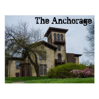 The Anchorage Postcard