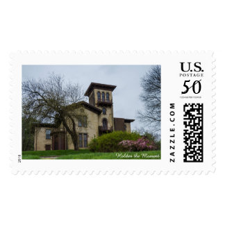 The Anchorage Stamp
