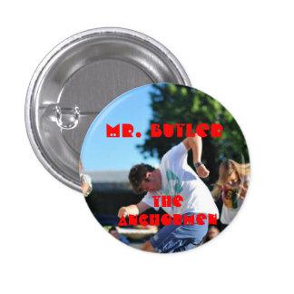 The Anchormen: Eric Butler Pinback Buttons