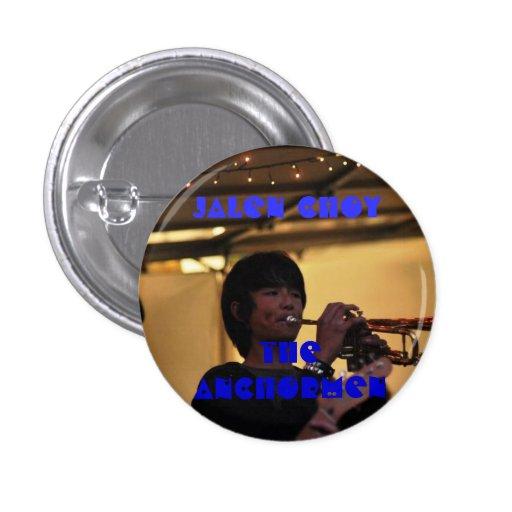 The Anchormen: Jalen Pinback Button