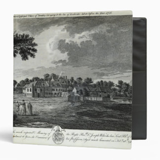 The Ancient Episcopal Palace of Bromley 3 Ring Binder