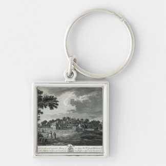 The Ancient Episcopal Palace of Bromley Keychain