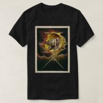 """The Ancient of Days"" Men's Tshirt William Blake"