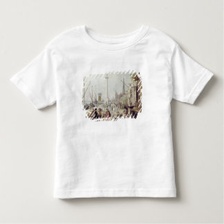 The Ancient Port of Antwerp Toddler T-shirt