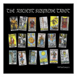 The Ancient Subprime Tarot Posters