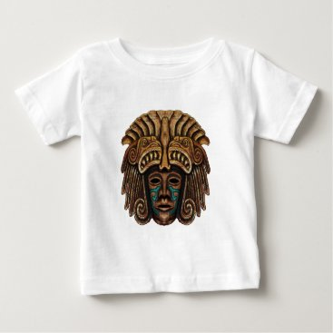 Aztec Themed THE ANCIENT WISDOM BABY T-Shirt
