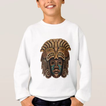 Aztec Themed THE ANCIENT WISDOM SWEATSHIRT