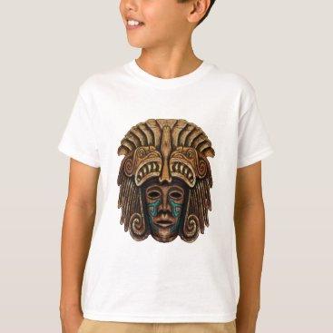 Aztec Themed THE ANCIENT WISDOM T-Shirt