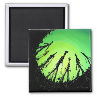 The Ancients (Magnet) 2 Inch Square Magnet