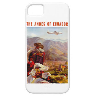 The Andes of Ecuador iPhone SE/5/5s Case