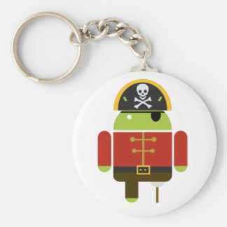 The Android Pirate Keychain