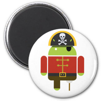 The Android Pirate Magnet