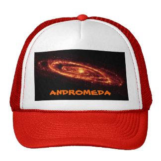 The Andromeda Galaxy Trucker Hat